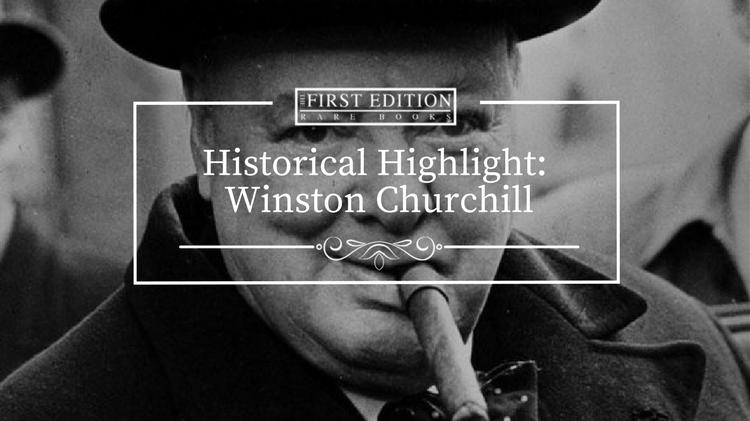 historical figure highlight: winston churchill