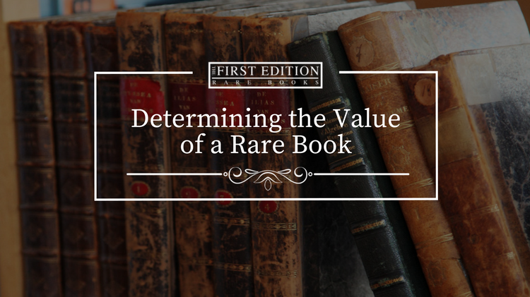 blog cover - value of a rare book