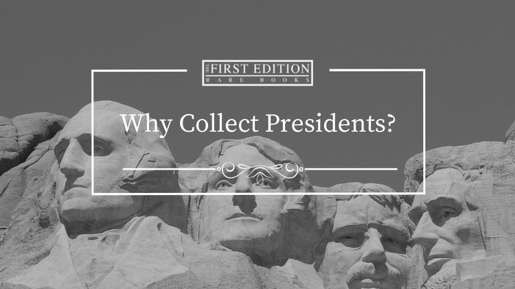 Featured Image - Why Collect Presidents? | Mt Rushmore Background