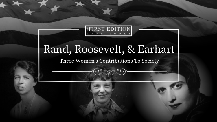 Rand, Roosevelt, & Earhart - featured image