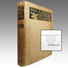Theodore Roosevelt - Big Game Hunting