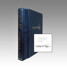 Limited edition of Caveat: Realism, Reagan and Foreign Policy, signed by Alexander Haig