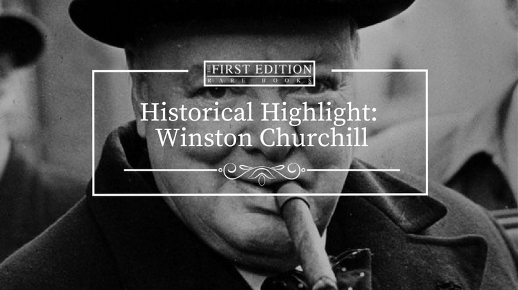 historical figure highlight: winston churchill