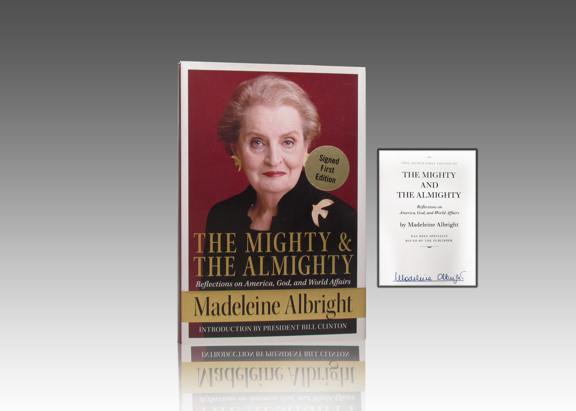 the mighty and the almighty albright madeleine