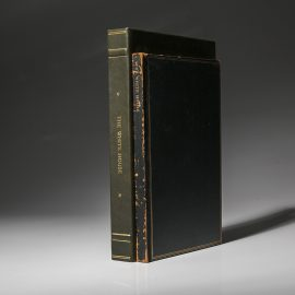 Limited edition of The White House: An Historic Guide, signed by President John F. Kennedy and First Lady Jackie Kennedy.