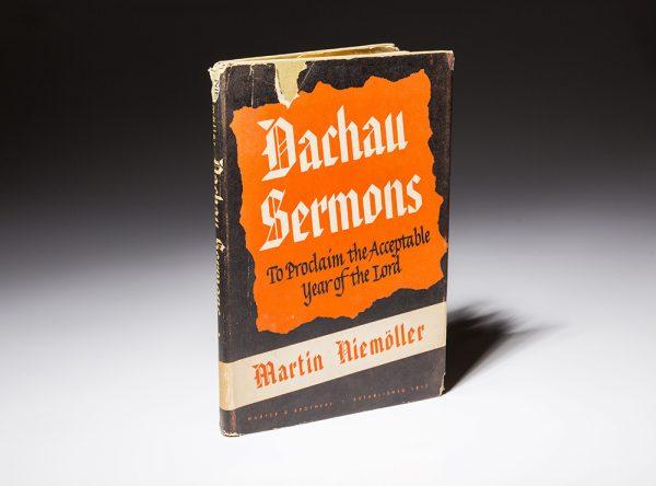 Dachau Sermons by Martin Niemoller.
