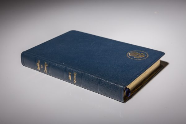 Profiles in Courage by John F. Kennedy. Limited edition inaugural edition.