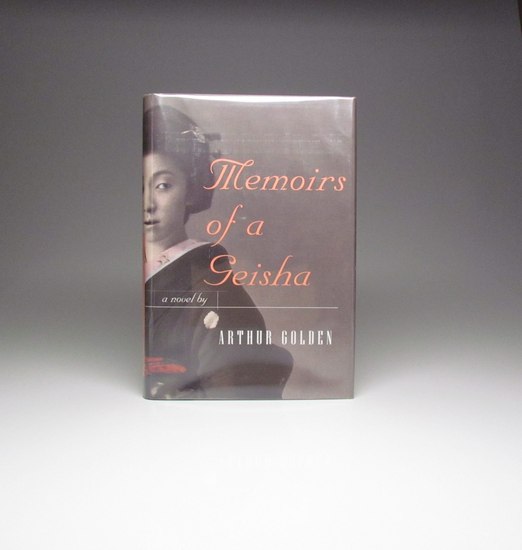 Thanks memoirs of geisha by arthur golden