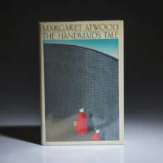 The Handmaid's Tale by Margaret Atwood. A first edition copy in fine condition.