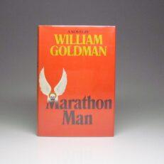 First edition of Marathon Man by William Goldman, in fine dust jacket.