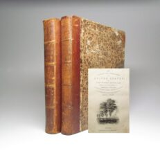 The History and Topography of The United States of North America by John Howard Hinton.