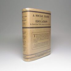 Social Basis of Eduction by Harold Tuttle.
