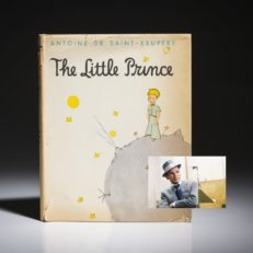 The Little Prince, from Frank Sinatra's personal estate.
