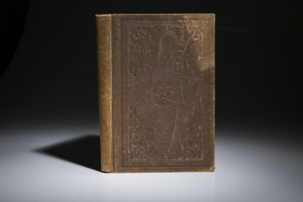 Political Debates Between Abraham Lincoln and Stephen A Douglas, a fine limited copy.
