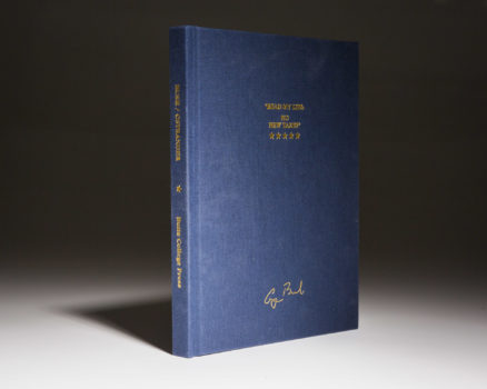 Read My Lips, No New Taxes, signed by George Bush. Limited edition copy.