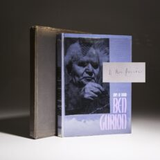 The Days of David Ben Gurion, signed limited edition.