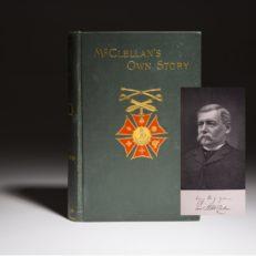 McClellan's Own Story by General George McClellan.