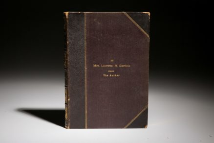 The Life and times of James Garfield by Hosterman.