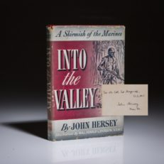 Into the Valley by John Hersey