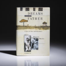 First edition, first printing of Dreams From My Father by Barack Obama.