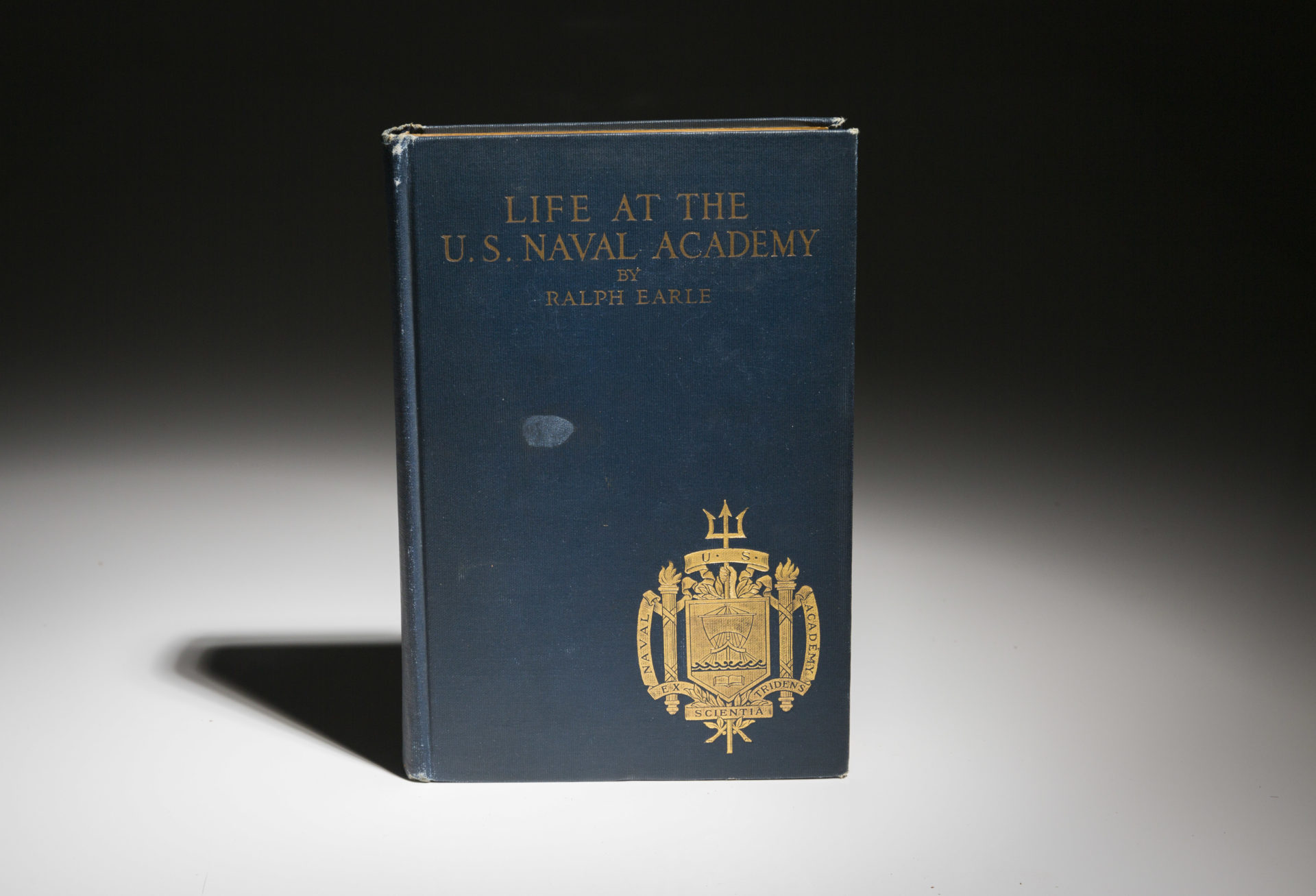 Life at the US Naval Academy:The Making of the American Naval Office with Intro by Franklin D. Roosevelt
