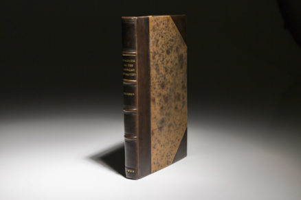 Anecdotes of the American Revolution by Alexander Garden. First edition copy.