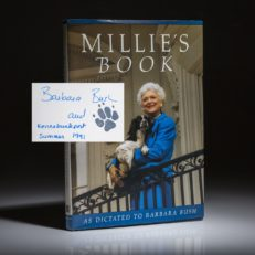 Millies Book by Barbara Bush.