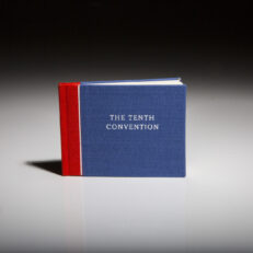 The Tenth Convention, signed limited edition by President Gerald R. Ford.