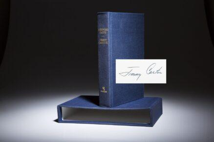 Keeping Faith by Jimmy Carter.