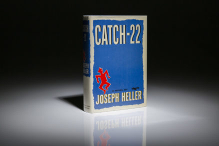 Catch-22 by Joseph Heller. First edition, first printing.