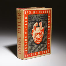 Inside HItler by Kurt Krueger.