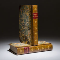 Travels in North America by Chastellux. First edition.