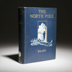 The North Pole by Robert Peary.
