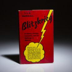 Blitzkrieg by SLA Marshall.