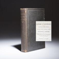 History of Kentucky by William Allen.