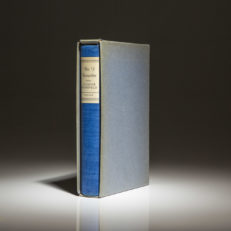 Signed limited edition of This I Remember by first lady Eleanor Roosevelt.