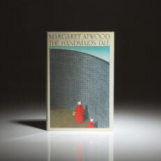First edition, first printing of The Handmaid's Tale by Margaret Atwood.