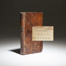 Roman History Dr. Goldsmith, by Oliver Goldsmith.