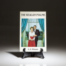 An advance review copy of The Reagan Psalms by A.D. Winans