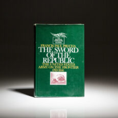 First printing of The Sword of the Republic by Francis Paul Prucha