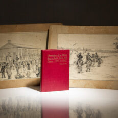 First edition of Observations of an Illinois Boy in Battle by Henry H. Eby
