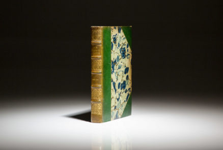 First edition of The Bread-Winners, published anonymously by John Hay