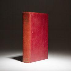 First edition of Finn Burnett Frontiersman by Robert Beebe David
