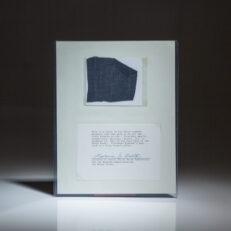 John F. Kennedy Funeral fabric, black funeral cloth John F. Kennedy.