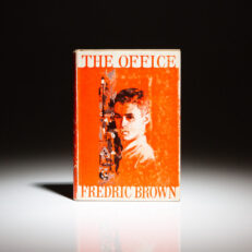 First edition of The Office by Fredric Brown.