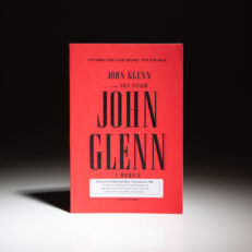 Uncorrected Proof Copy of John Glenn's Memoir.