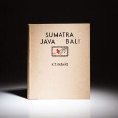 Camera Pictures of Sumatra, Java & Bali by K.T. Satake.