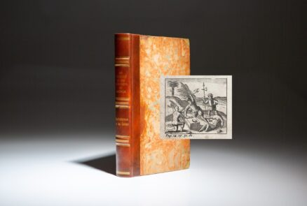 An Account of the First Voyages and Discoveries Made by the Spaniards in America by Bartolome de las Casas, published in 1699.