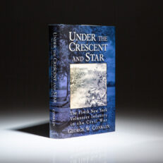 Signed first edition of Under the Crescent and Star by George W. Conklin.