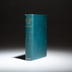 First edition of All The Sad Young Men by F. Scott Fitzgerald.